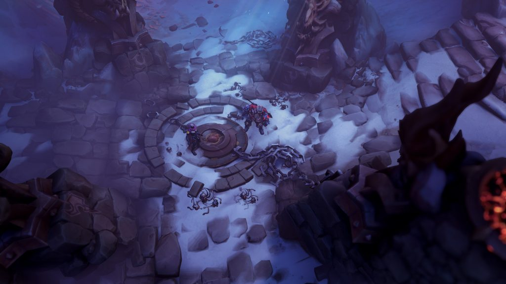 Darksiders Genesis introduces War in the latest trailer