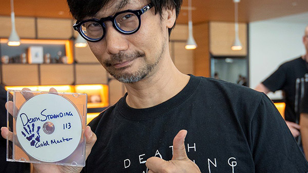 Death Stranding has gone gold