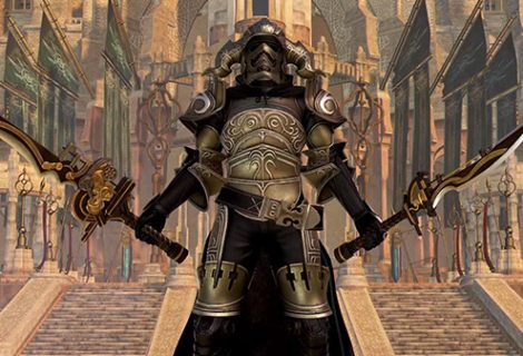 Dissidia Final Fantasy NT getting Gabranth from Final Fantasy XII