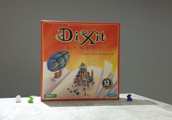 Dixit Odyssey Review - More Art, More Bunnies