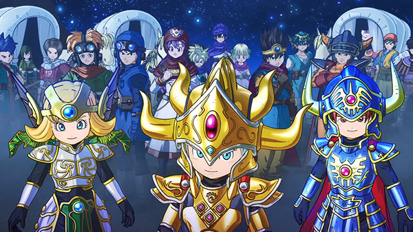 Dragon Quest of the Stars coming to North America in early 2020
