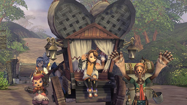 Final Fantasy Crystal Chronicles Remastered Edition gets a release date