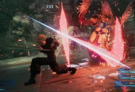 Final Fantasy VII Remake recreates the classic battle system