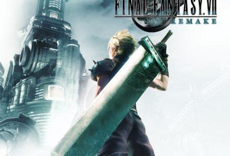 Final Fantasy VII Remake pays tribute to the original boxart