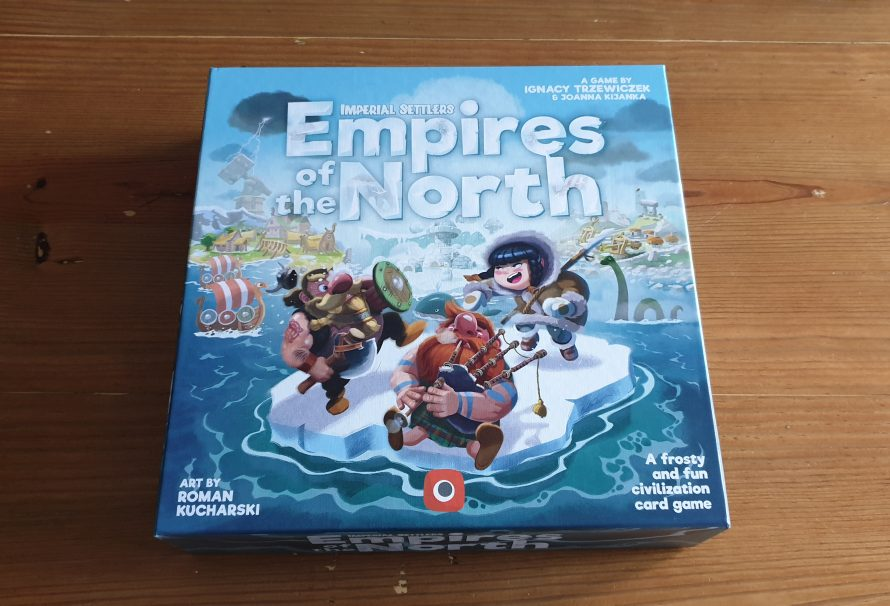 Imperial Settlers Empires of the North Review
