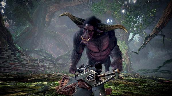 Monster Hunter Iceborne Update