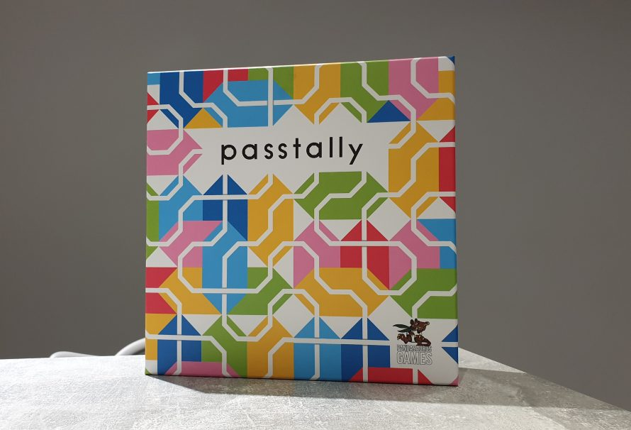 Passtally Review – Plenty Of Colours & Paths