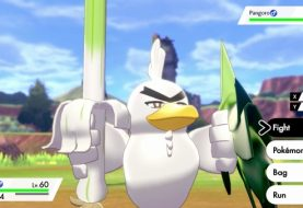 Pokemon Sword and Shield gets a new Pokemon called Sirfetch'd