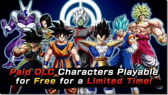 Bandai Namco Releases New Dragon Ball FighterZ Trailer; Announces DLC Character Trial Campaign