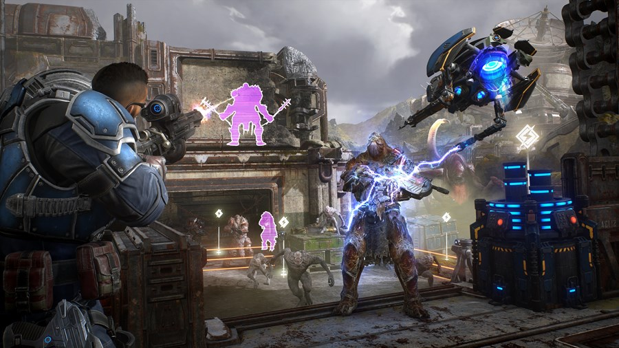 Gears 5 Review - Screenshots