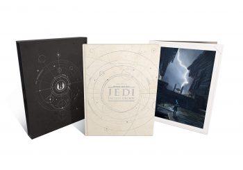 Star Wars Jedi: Fallen Order Art Book Announced