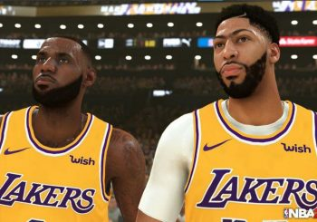 NBA 2K20 1.03 Update Patch Shoots Out