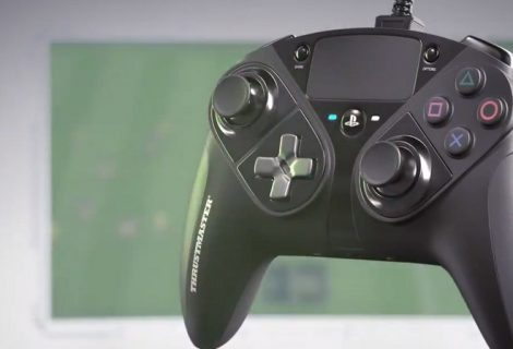 Thrustmaster Announces New PlayStation 4 Controller