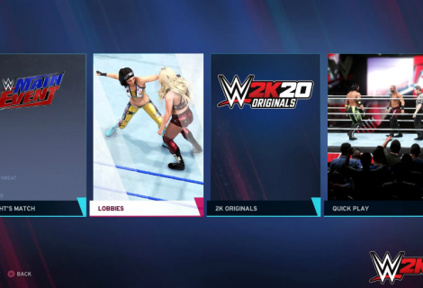 2K Games Announces Online Features In WWE 2K20