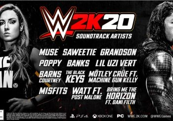 Full WWE 2K20 Soundtrack Revealed