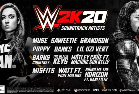 Full WWE 2K20 Soundtrack Revealed