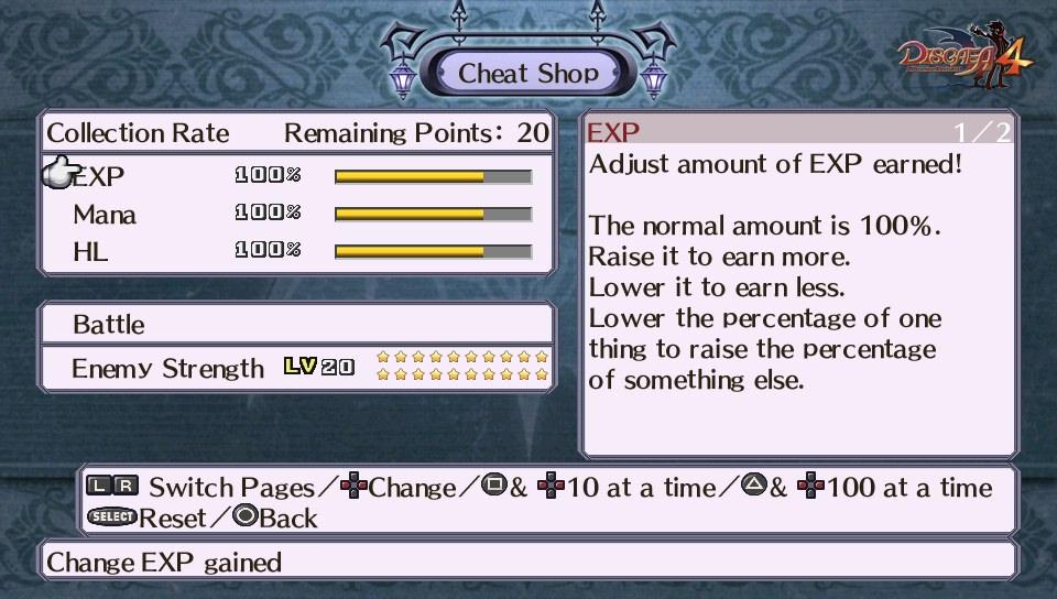 Disgaea 4 Complete Review - Screenshots 02
