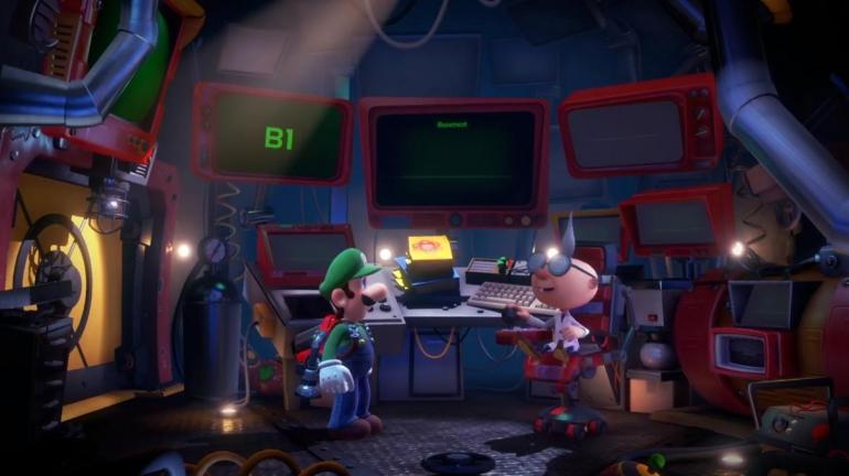 Luigi's Mansion 3 Review - 02