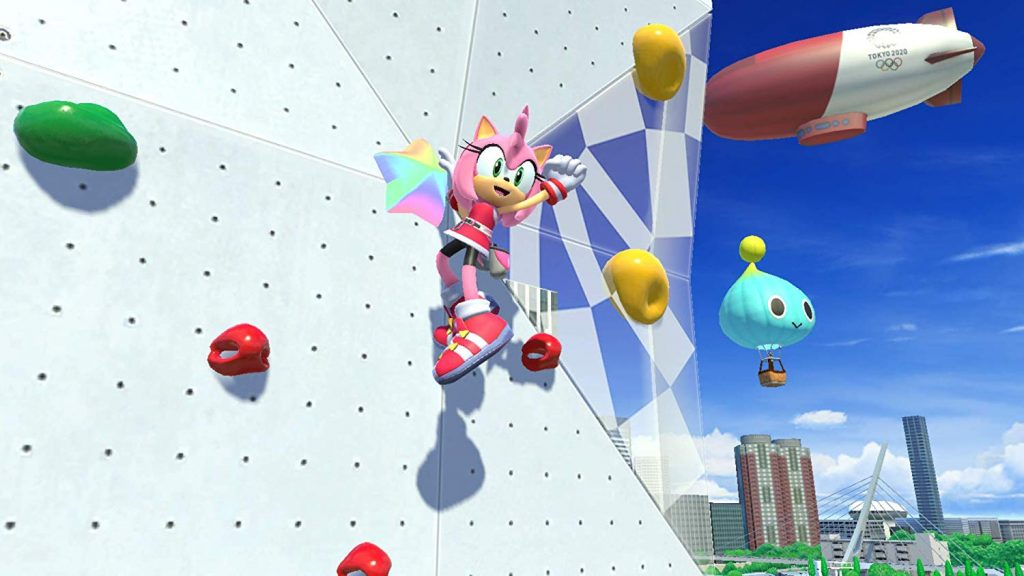 Mario & Sonic at the Olympic Games Tokyo 2020 Review - Screenshots 02