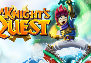 A Knight's Quest launch trailer released