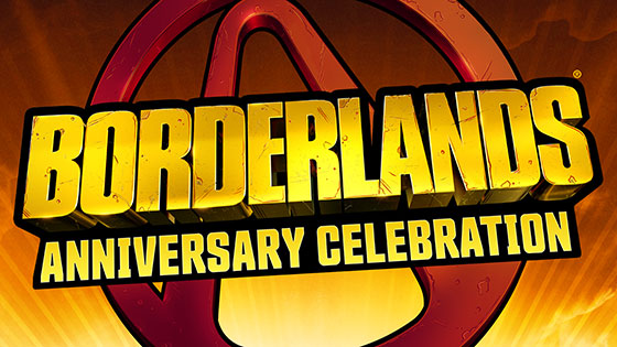 Borderlands Anniversary Celebration