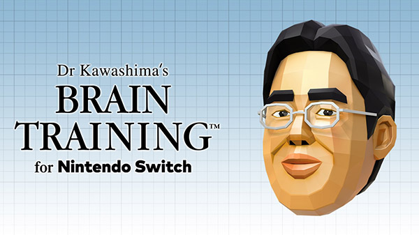 Brain Training for Nintendo Switch coming to Europe on January 3