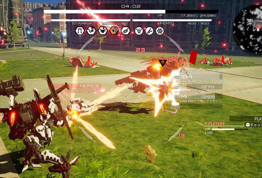 Daemon X Machina version 1.1.1 update now live