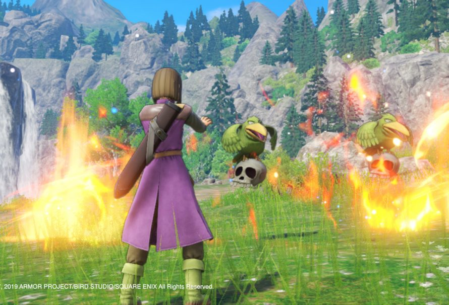 Dragon Quest XI S Accolades List Guide