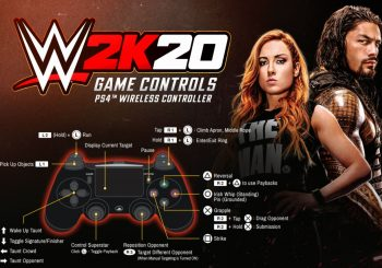 Why WWE 2K20 Has A Different Control Scheme