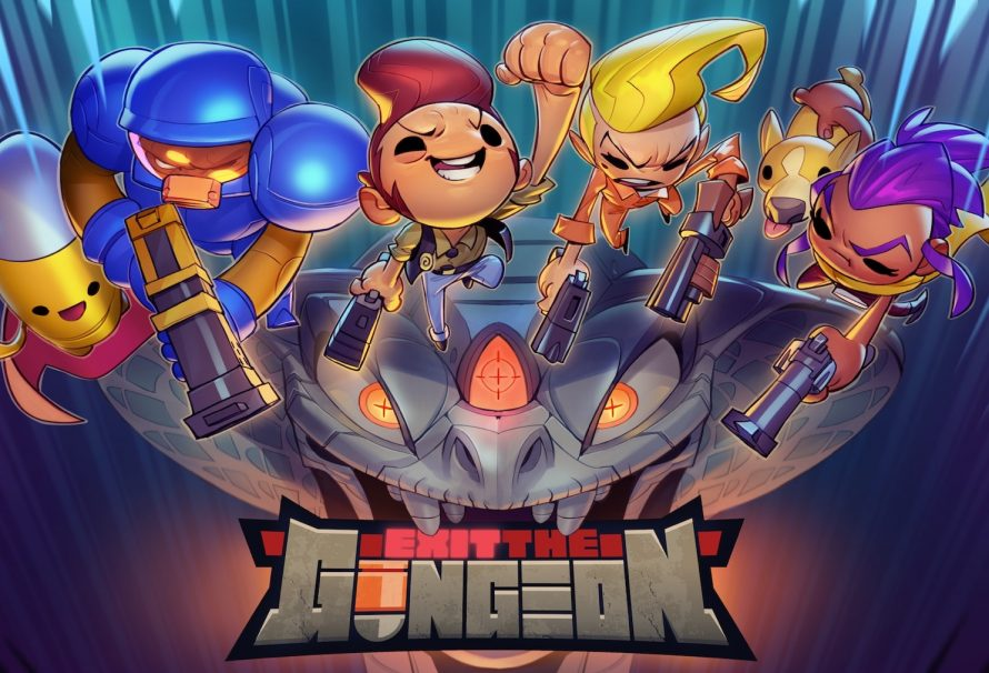 Exit the Gungeon Confirmed for Console and PC Release