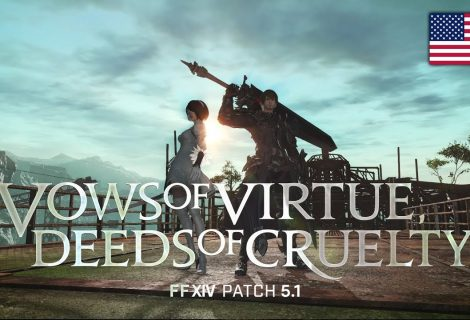 Final Fantasy XIV Patch 5.1 Gets a Release Date
