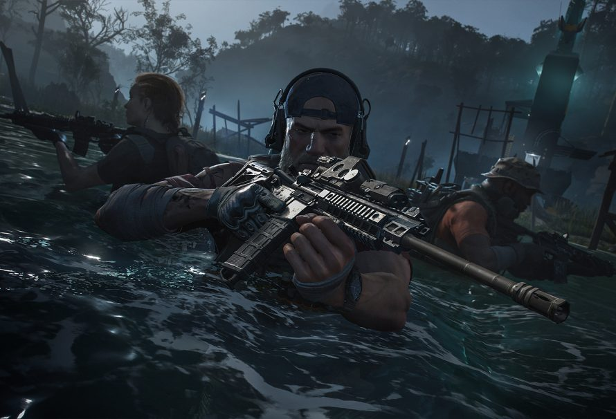 Ghost Recon: Breakpoint launch trailer released
