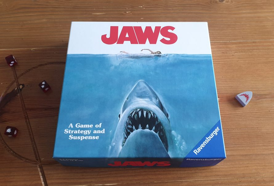 Jaws Review – 3 Humans, 2 Acts, 1 Shark
