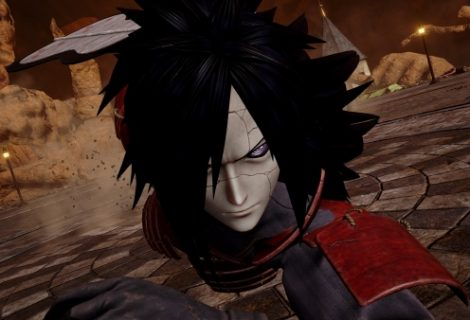 Jump Force getting Madara Uchiha DLC in late 2019