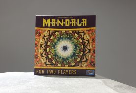 Mandala Review - Colourful Card Collection