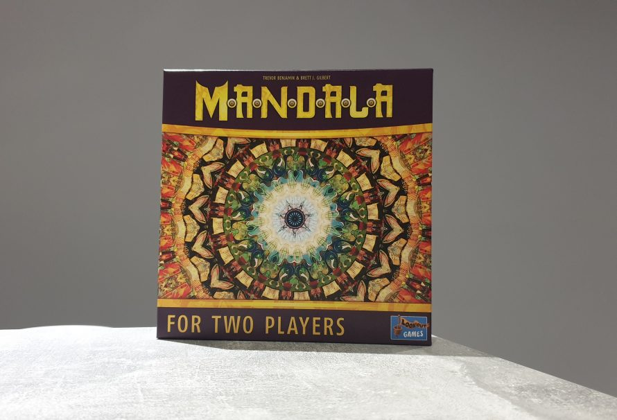 Mandala Review – Colourful Card Collection