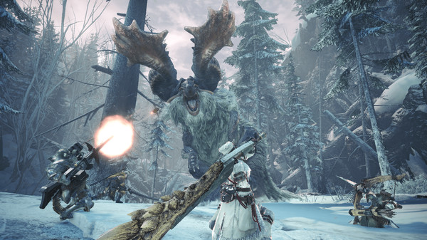 Monster Hunter World: Iceborne expansion launches for PC on January 9