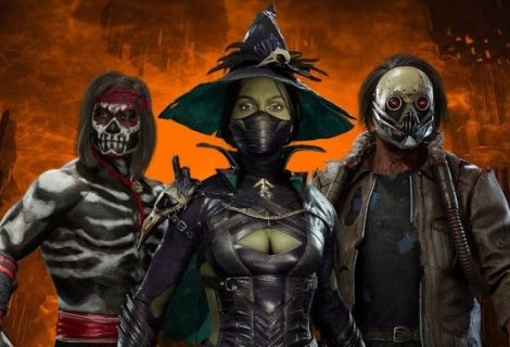 Mortal Kombat 11 celebrates Halloween with In-Game Event on October 25