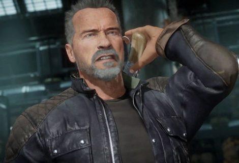 Mortal Kombat 11 Terminator T-800 Trailer released