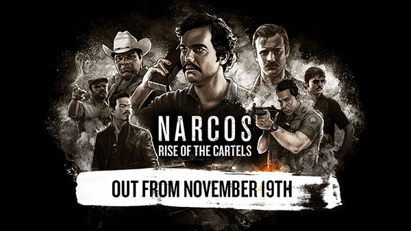 Narcos: Rise of the Cartels launches November for consoles and PC