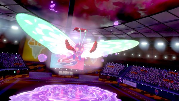 Pokemon Sword Shield Gigantamax Butterfree