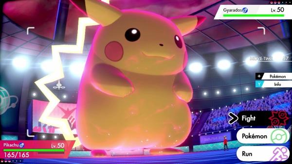 Pokemon Sword and Shield reveals new Gigantamax Pokemon; Pikachu, Charizard, Eevee, and more