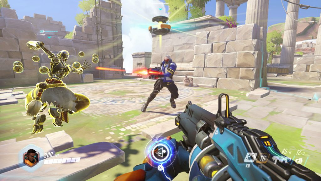 Overwatch Switch Review - Screenshots 02