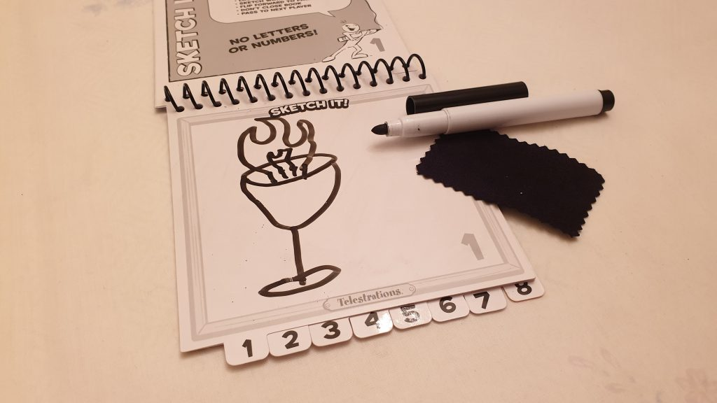 drawing game telestrations Telestrations Review The Ideal Family Game For Christmas