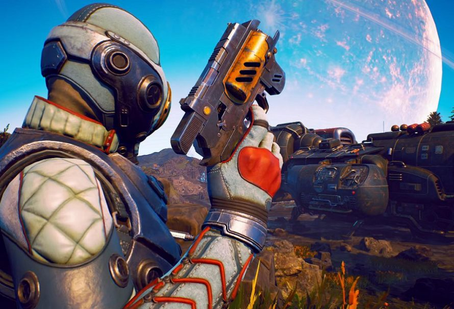 The Outer Worlds enhanced for both Xbox One X and PS4 Pro