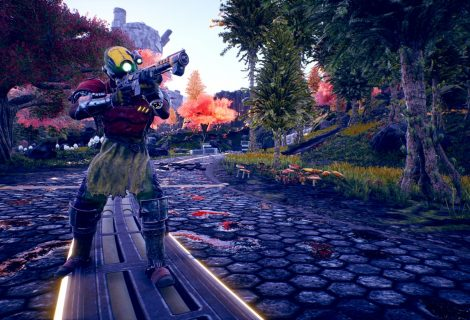 The Outer Worlds launch trailer released