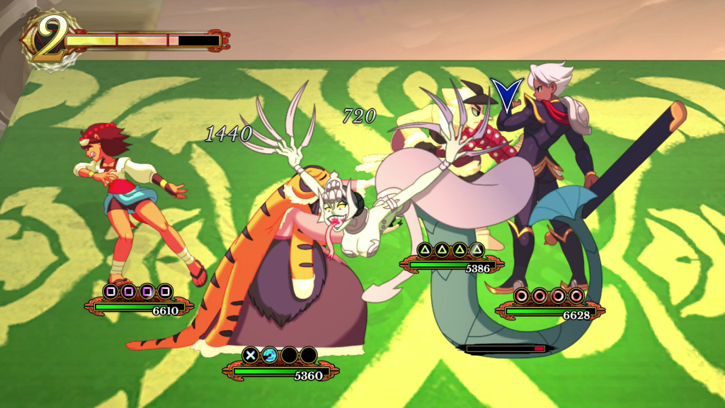 Indivisible Review - 01