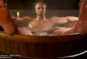 The Witcher 3 version 3.4 for Switch available as an optional update that improves performance