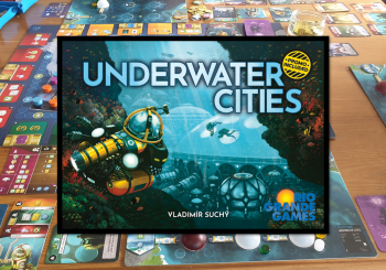 Underwater Cities Review - A Sunken Treasure