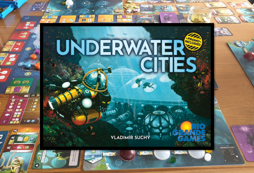 Underwater Cities Review – A Sunken Treasure